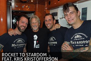 Rocket To Stardom feat Kris Kristofferson