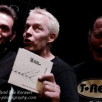 Andy Wahl, Roman Thiel, Georg Grisloff