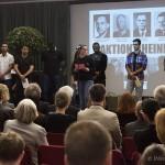 Gedichte und kurze Statements zum Thema Mut der Flüchtlingsklassen des Franz-Jürgens-BK