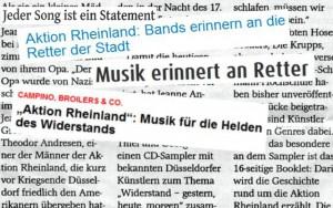 Aktion Rheinland Presse